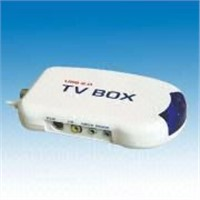 Sell USB 2.0 TV Box Supports 720 x 576 Resolution