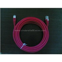 Cat 6 FTP Cable in red color