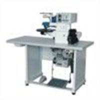(Electron motor) Full Automatic Pasting and Flanging machine