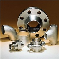 Stainless Flange & Pipe Fitting