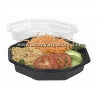 Hexagonal Food Container