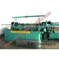 Fully Automatic Diamond Wire Mesh Machine