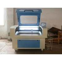 Automatic Laser Engraving and Cutting Machine