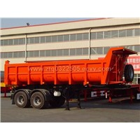 35 CUBIC METERS TIPPER TRAILER