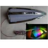 LED shark fin antenna