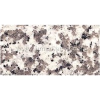 granite tile with White color