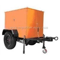 Mobile Transfomer Oil Reclamation Plant,Oil Purifier,Filtration