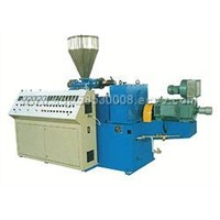 SJSZ Series Conical Twin-Screw Plastic Extruder