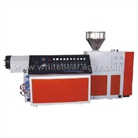 Conical Twin-Screw Extruder