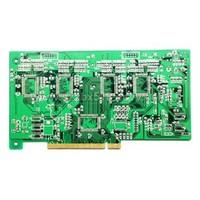 Gold Finger & HAL 4 Layers PCB for Game Card (RoHS & UL)
