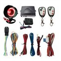 Car Alarm System with program function