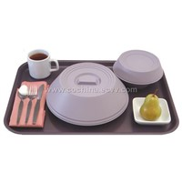 Flexi Serve Insulate Hospital Food  Tray