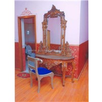 carving dressing table