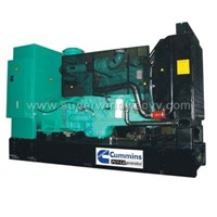 SH-Cummins Series Generator Set(40KW-80KW)
