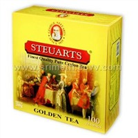 Golden tea 100 tea bags