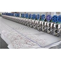 New Type Multi head Chain Embroidery machine
