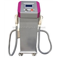 IPL skin rejuvenating and hair removal system