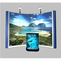 3x4 Magnetic Pop Up Display With Photo Panel (PU09)