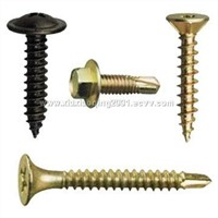 self tapping drilling wood machine chipboard drywall dowel screws