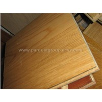 multi layer flooring top layer 6mm 190x1860x20mm white oak 1 strip