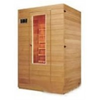 2-persons far infrared sauna room