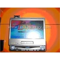 7 inch --one din dvd player-USB port and touchscreen