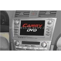 special dvd player/monitor for camery car