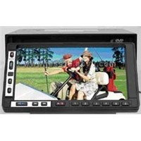 double din monitor/player-usb-SD-touchscreen