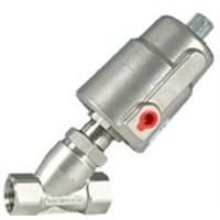 Stainless steel Angel valve