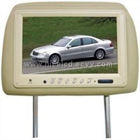 9inch headrest TFT lcd withillow