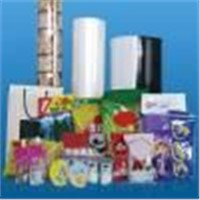 Plain/laminated &printed flexible packaging film