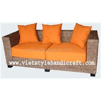 2 seater sofa with cushion
