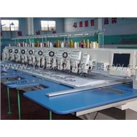 Yuehong Mixed embroidery machine