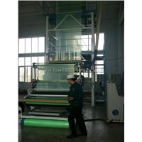 three layer co-extrude film