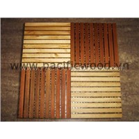 Decking Tiles manufacture