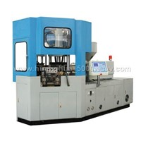 injection and blow moulding machine