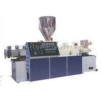 SJ series of single screw extruder