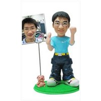 Customize figurine