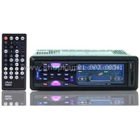 Car DVD Player with colour LCD USB/MMC and SD Card reader