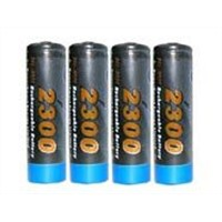 Rechargeable AA/AAA/C/D size battery