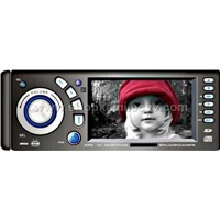 "3.6"" Wide TFT LCD Screen Car DVD Player"