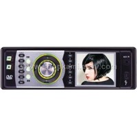 Car DVD Player In-Dash Stereo With USB And SD MMC Card Reader