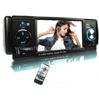 Car DVD Player - 4inch TFT LCD - Touchscreen + Bluetooth