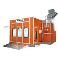 spray booth yk-500