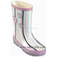 Rubber Boot(s) rubber shoes(BT-02)