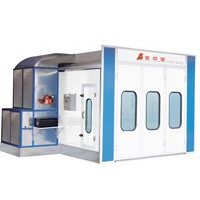 sell BZB8100 auto painting&drying spray booth