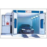 sellBZB9001auto painting&drying spray booth