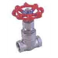 stainless steel valves and pipe fittings gate valve