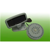 Solar Infrared Security Light