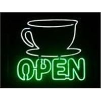 Open Neon Sign (NS-08)